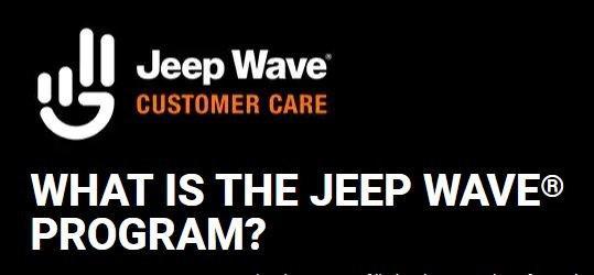 Jeep Wave Loyalty Program